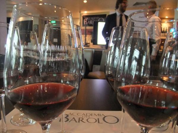 Barolo tasting with Accademia Del Barolo