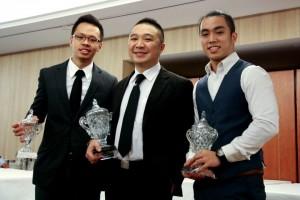 Sommelier winners