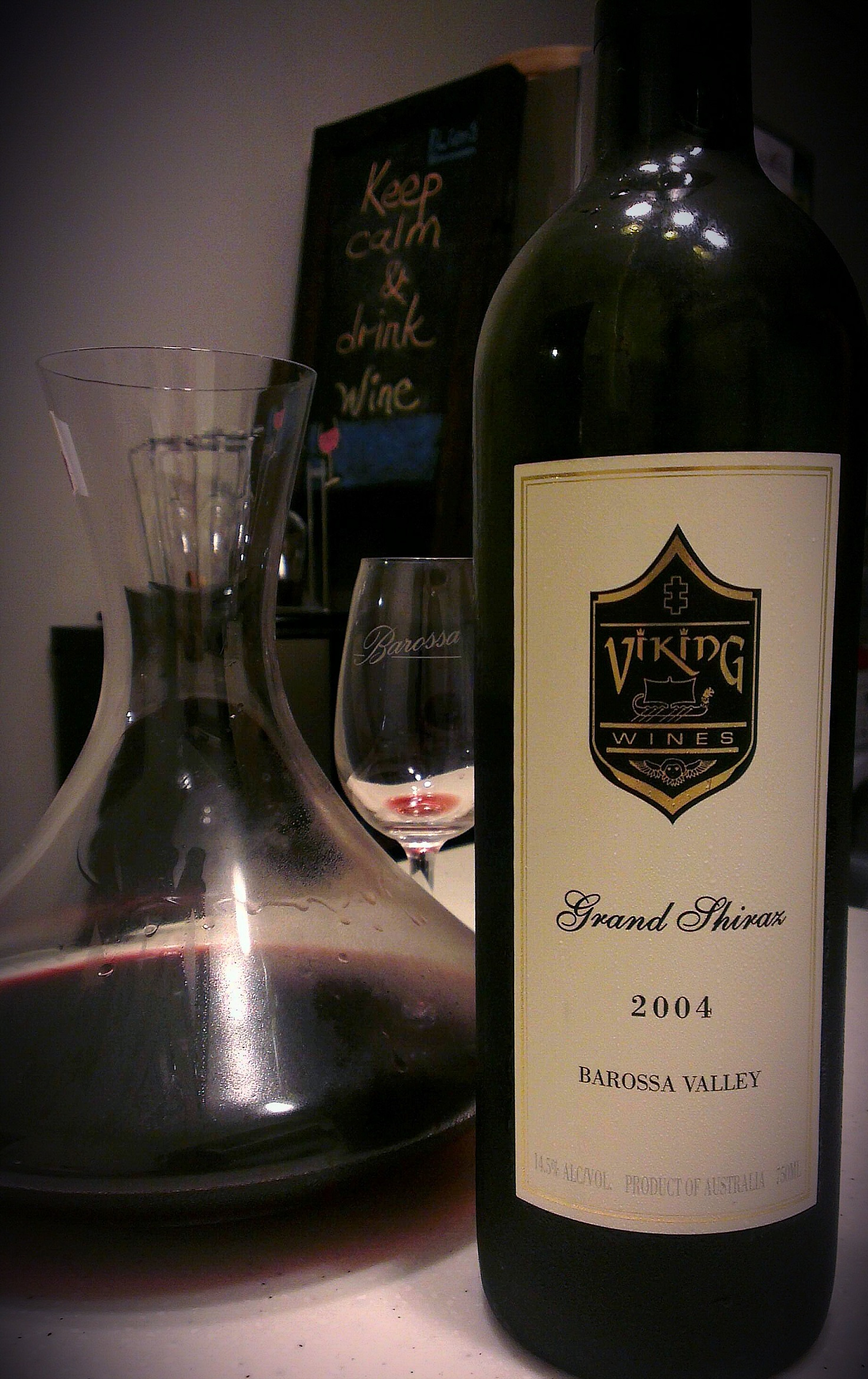 2004 Viking Grand Shiraz