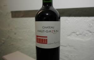 Chateau Haut-Gazeau 2010