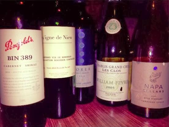 SgWine CNY 2014 - wines