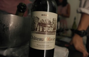 Chateau Olivier 2001