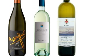 Italian white wines for Singapore