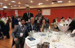 Scoring wines at Vinitaly 5 Star Wine